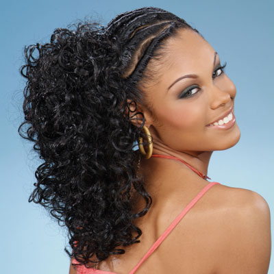 Prom Hairstyles For Natural Hair Dailycurlz