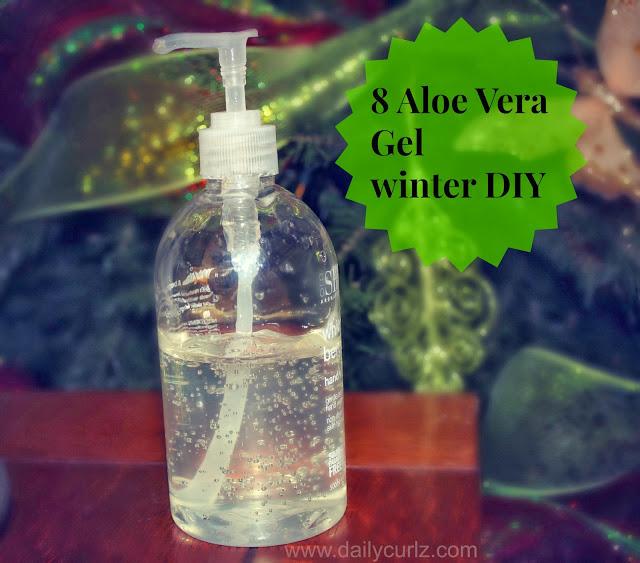 Diy Aloe Vera Gel Natural Hair
