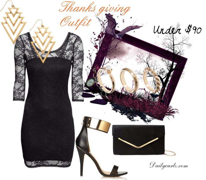 My ThanksGiving outfit under $90 / Mi outfit para el dis de Acción de Gracias menos de $90
