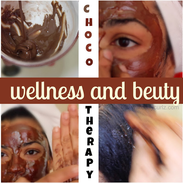 Chocolate for Natural Hair, WELLNESS AND BEAUTY / Chocolate: CABELLO, PIEL Y BIENESTAR