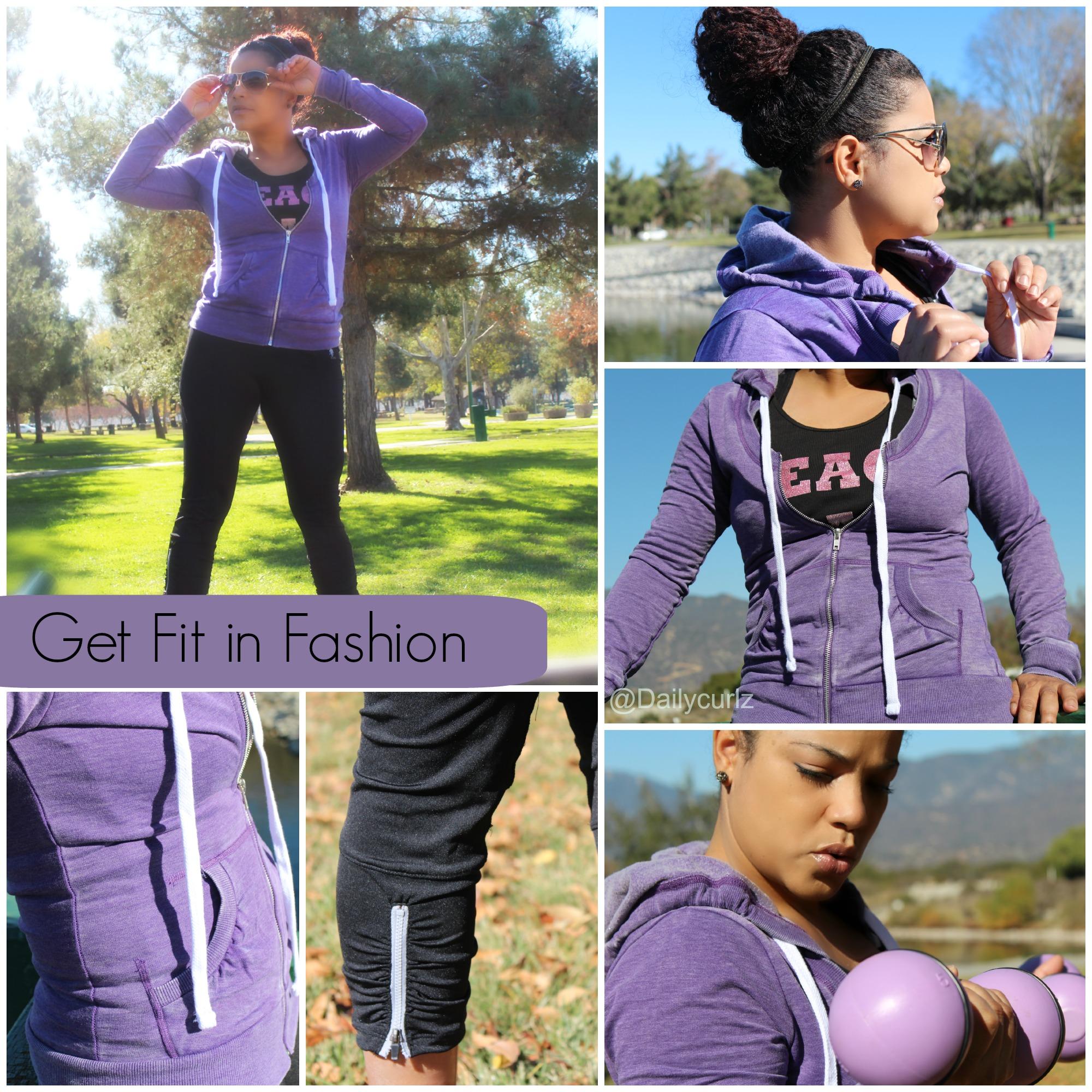 Get Fit, Get the look / En forma, A la moda