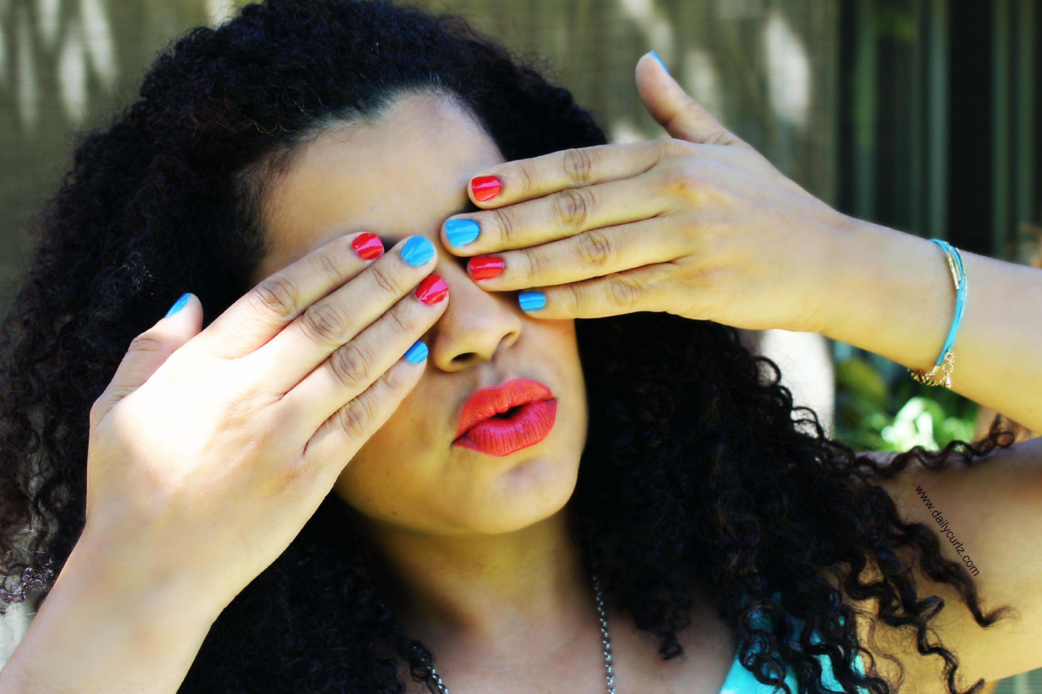 At Home Gel Manicure Effect /Manicura de Gel casera