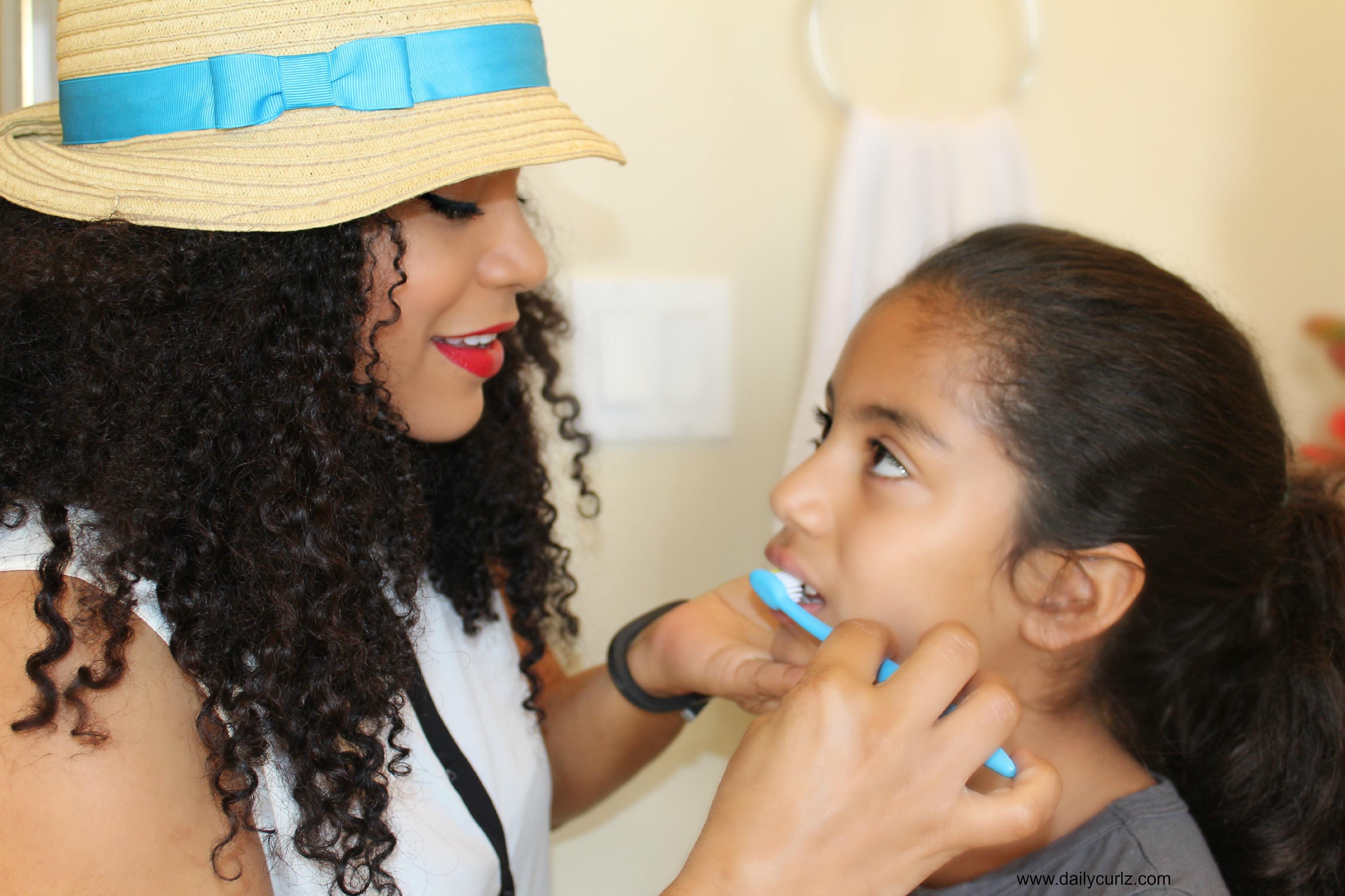 Bad Dental care linked to Hair loss / Relacion de la salud bucal y la perdida del cabello