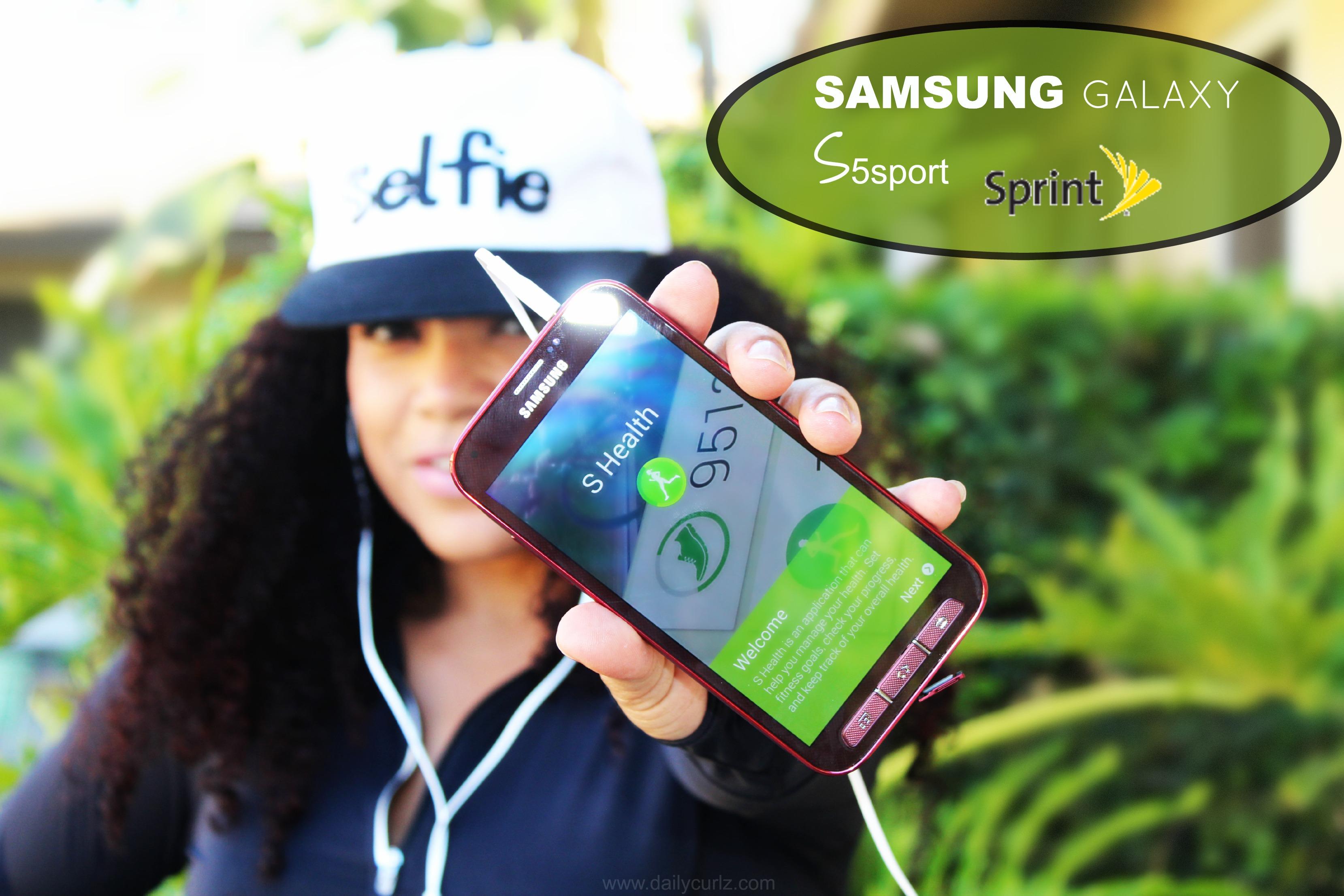 SAMSUNG galaxy S5 Sport- Total Fitness Solution / En forma con el Samsung S5 sport
