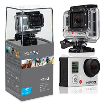 win a gopro hero3 silver edition hd action camcorder. Black Bedroom Furniture Sets. Home Design Ideas