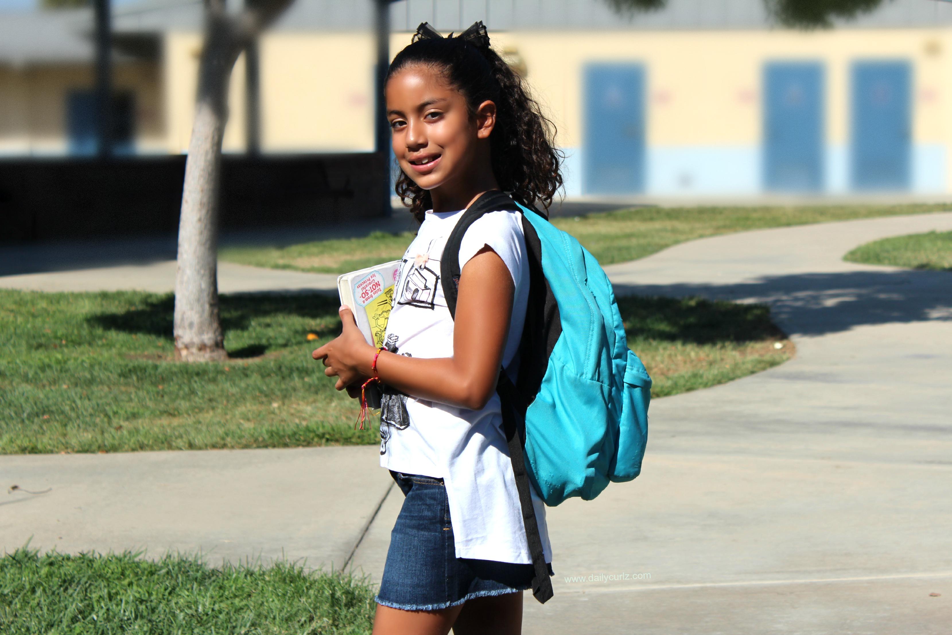 School is back in session-Dress for success / Regreso a Clases con estilo y confianza