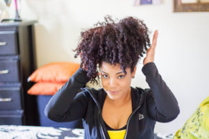 Daily Baez Working Out With Natural Hair Inspiration by KisforKi