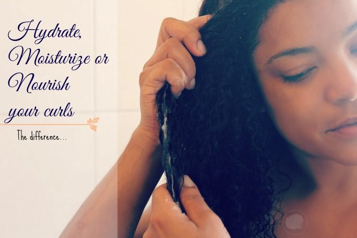 the best hydration for curly hair