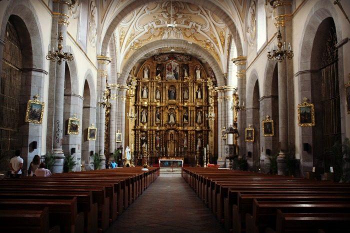 Catedral de Santo Domingo Puebla
