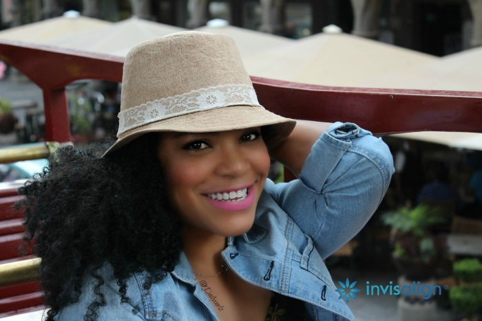 My first invisalign appointment |Mi primera cita de Invisalign