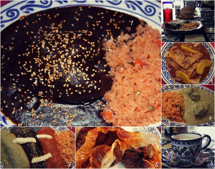 gastronomia poblana