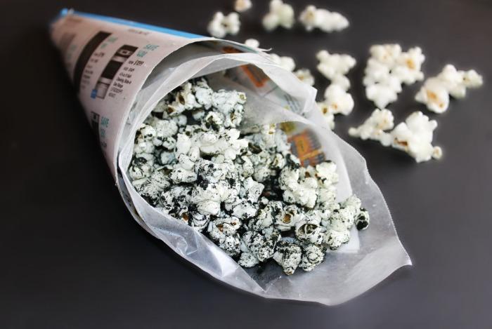 Spirulina PopCorn | Palomitas de Maiz saludable de espirulina