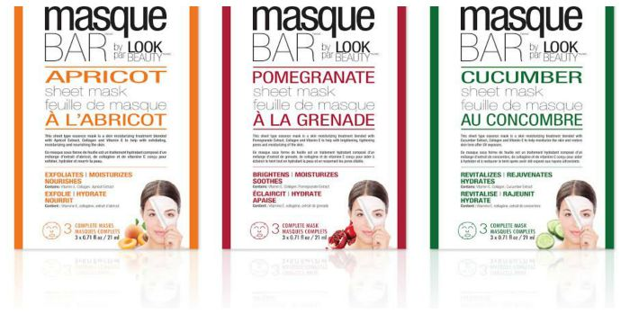 Face masks to brighten your summer | Mascarillas de papel para el verano