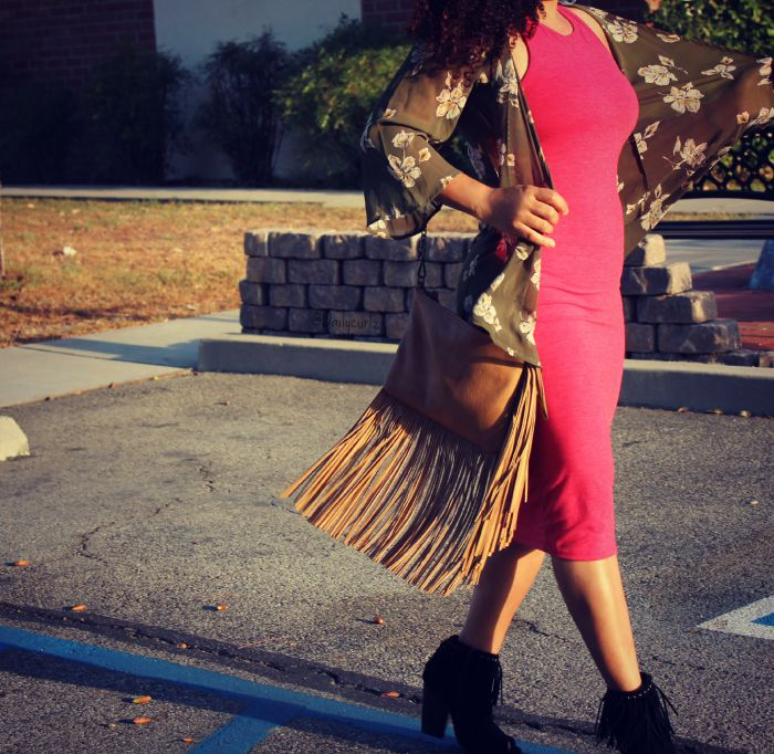 Transition summer pieces into fall | Como llevar ropa de verano en otoño