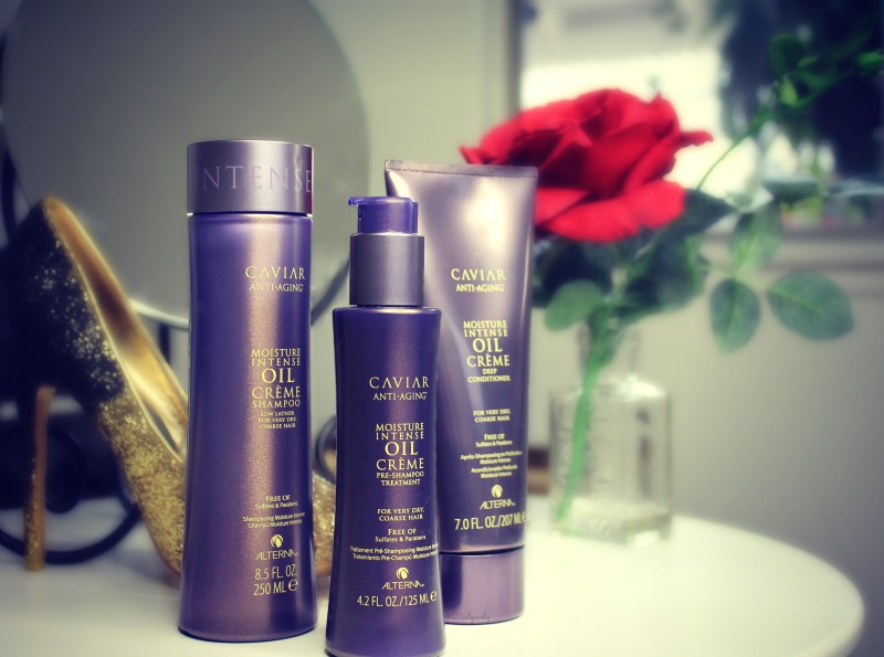 Intense Moisture Haircare Line |Productos de hydration profunda