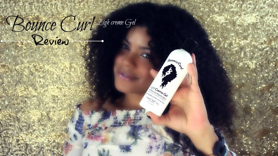 bounce curl light creme gel curling lotion