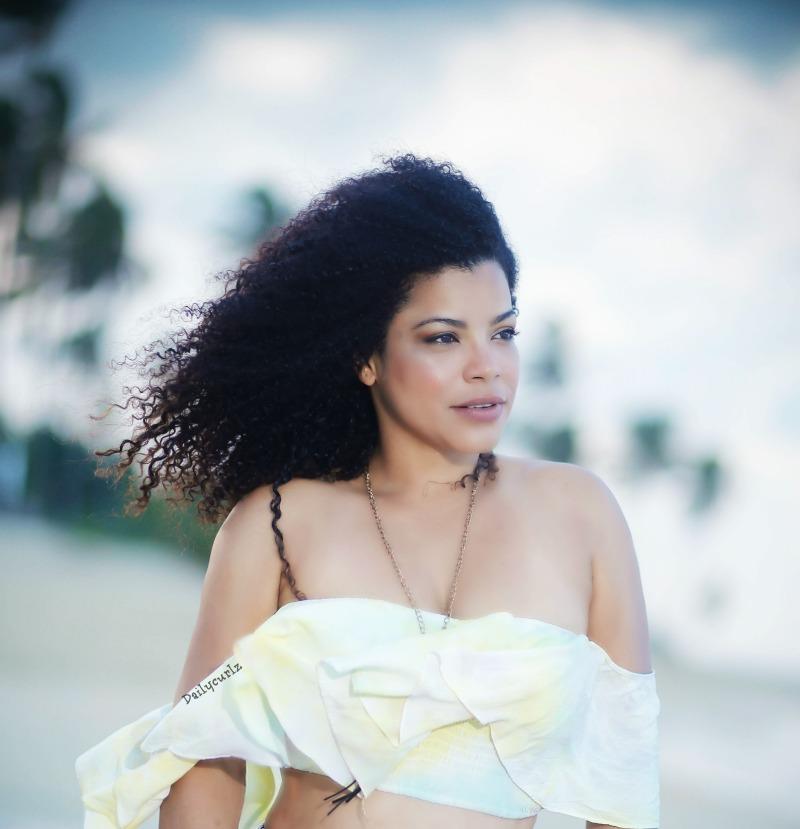 Photographing curly hair | El cabello Rizado y las fotografías.