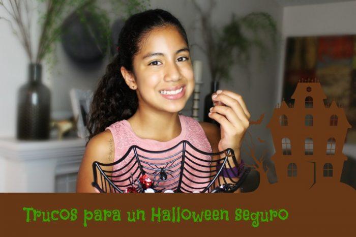 5 consejos para un Halloween saludable