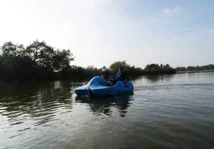 La mejor resolución de año nuevo- kayak