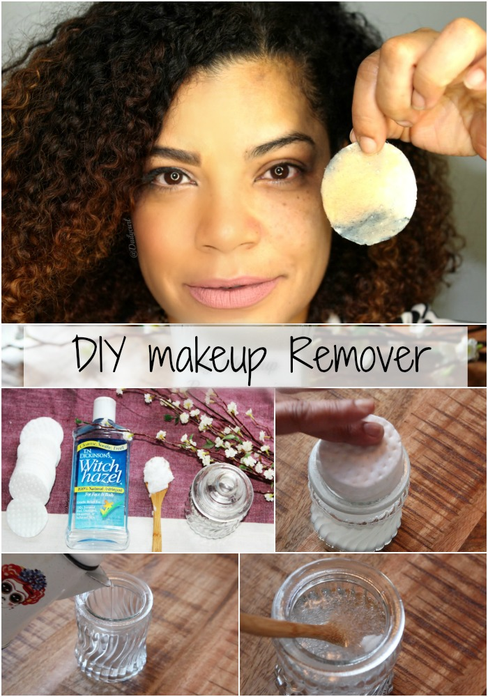 DIY Natural Makeup Remover Wipes