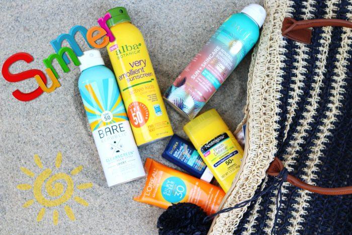 Los mejores protectores solares para proteger tu piel este verano