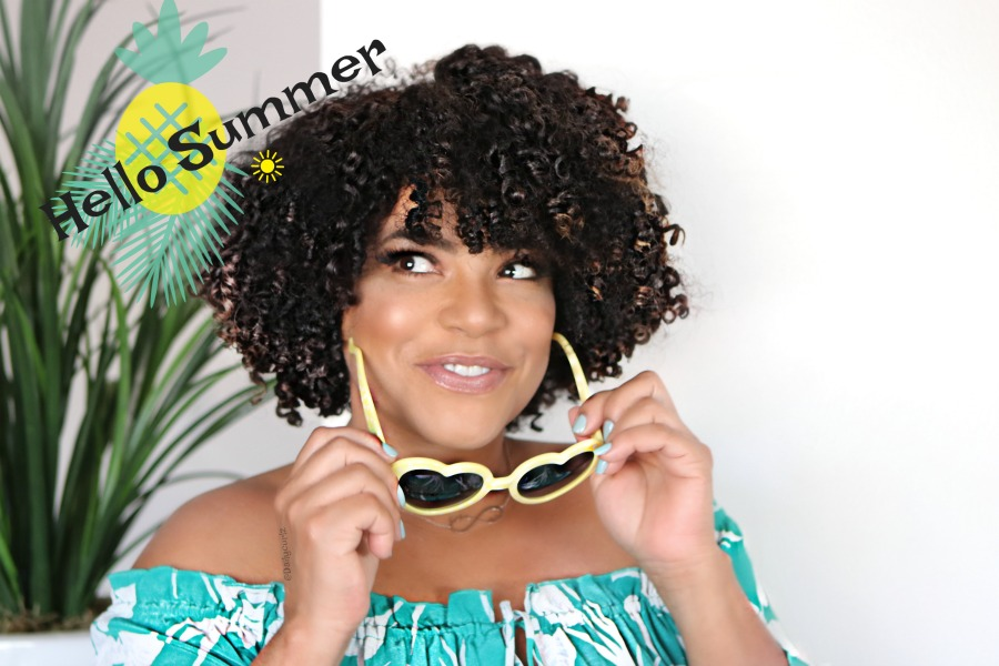 3 Products You Need To Know For Healthy Hair and Skin during summer