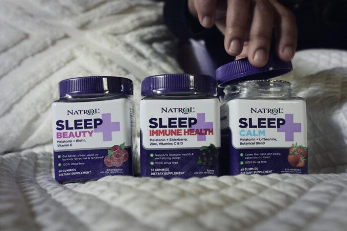 Natrol®Sleep+ product line