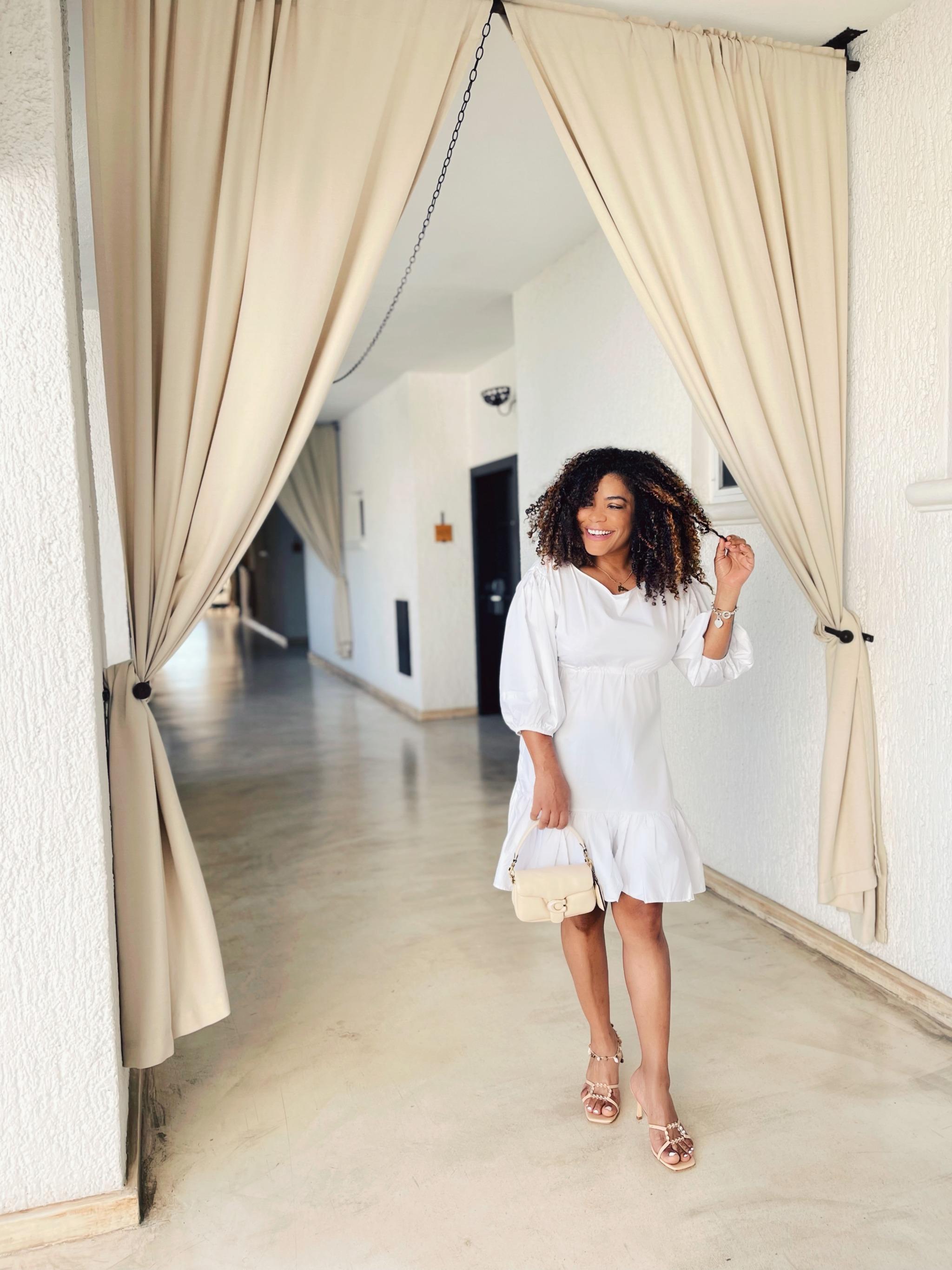 El Perfecto Vestido Blanco del Verano
