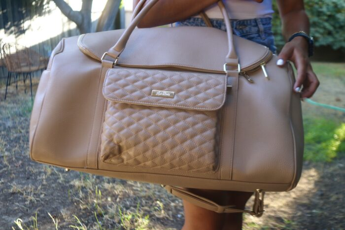 On the Go With Style - Travel bag
